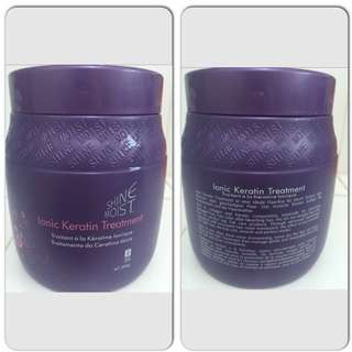 Ionic Keratin Treatment