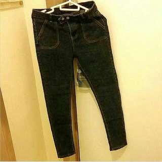 High Waist Jeans/Pants