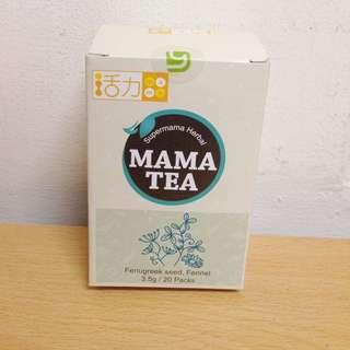活力mama葫蘆巴複方草本茶