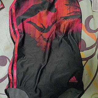 ADIDAS Ladies Swimwear Size L.  Suitable For All Sizes Coz Its Stretchable.