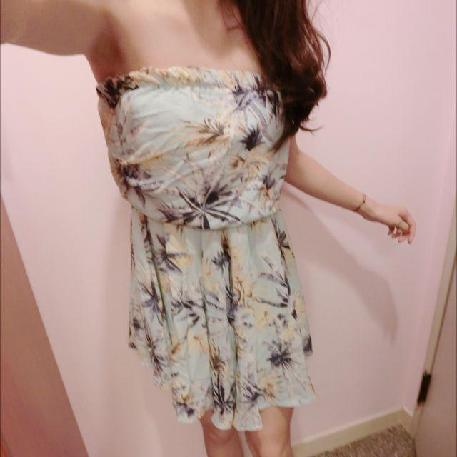 ➰平口洋裝