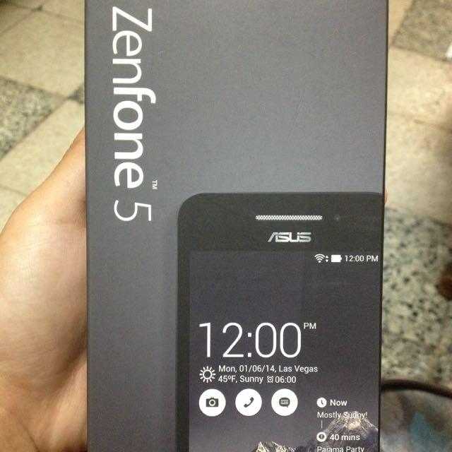 ASUS Zenfone5 2G ram/16GB 雙卡雙待