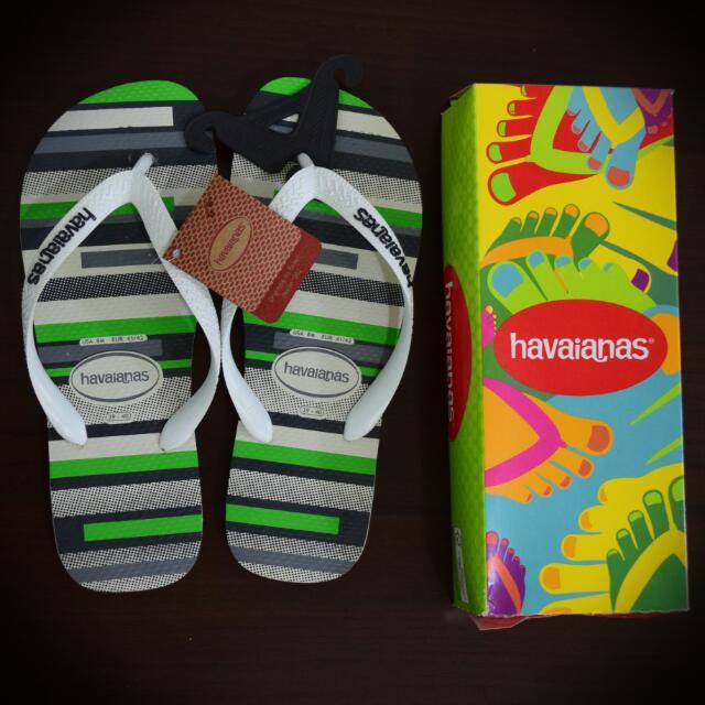 Havaianas 哈瓦仕拖鞋 (男)