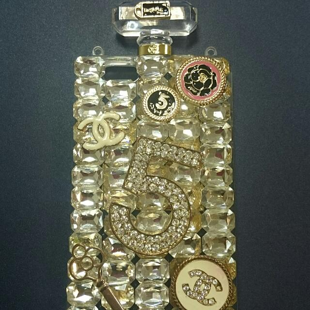 Iphone 5/5s Chanel Inspired Casing
