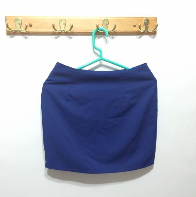 JOYCE SHOP🔖寶藍色窄裙