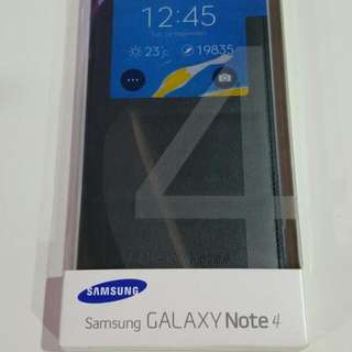 Samsung NOTE 4 Patterned S VIEW cover