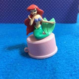 小美人魚 瓶蓋