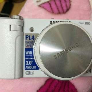 Samsung  EX2 白色螢幕翻轉相機