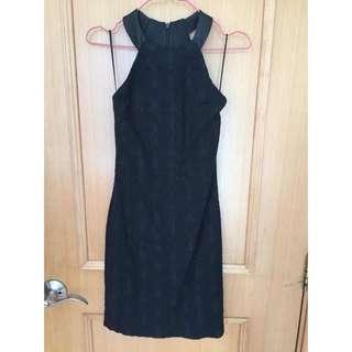 (代售)Zara 黑色晚禮服