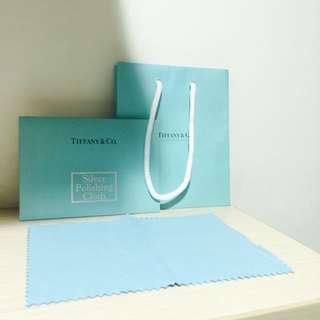 Tiffany & Co 全新拭銀布
