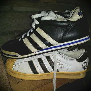 Adidas Samba85 & Adidas Superstar 35th Anni Adidassler No.1