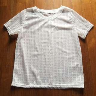 Sheer Architecture Shirt
