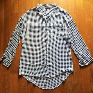 Oversized BF Shirt