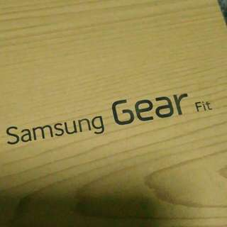 Samsung Gear Fit (New & Unused)