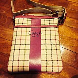 (Price Reduced)Coach Sling Bag