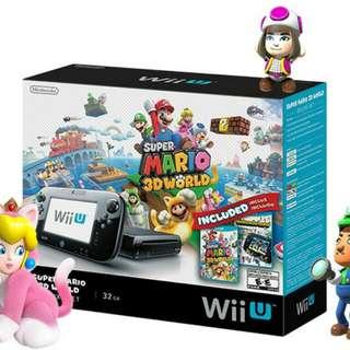 Wii-u Bundle