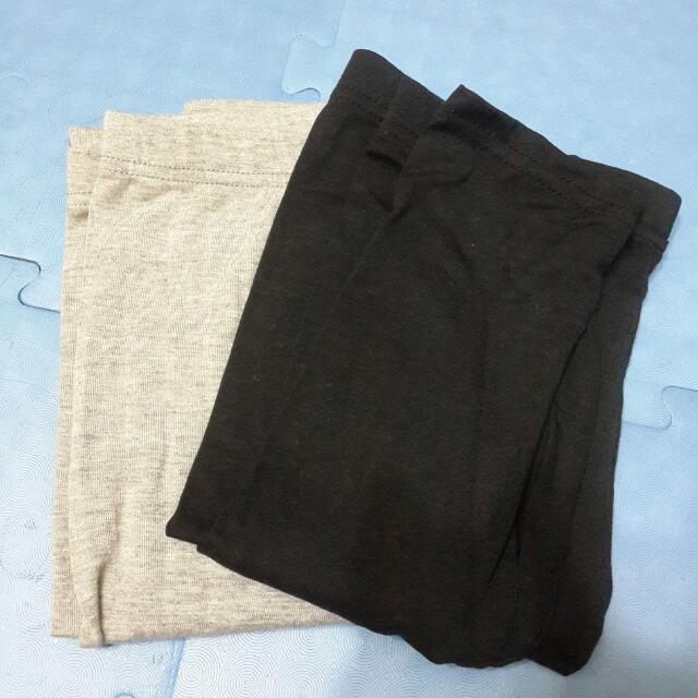 棉質內搭褲*2