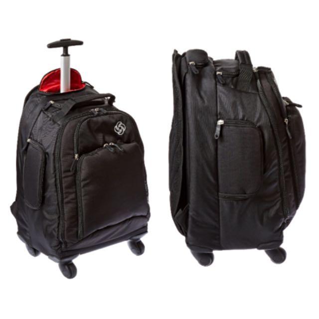 e77ef2b4cb305 Lsgg. Samsonite Luggage Mvs Spinner Backpack (preorder)