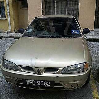 Wira Sedan Auto Tahun 2006 !!