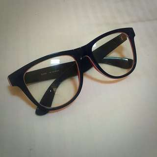 太陽眼鏡與眼鏡們