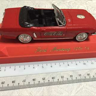 Coca Cola Ford 1964 Limited Pc