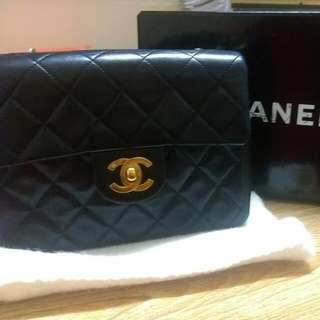Small Black Chanel Bag