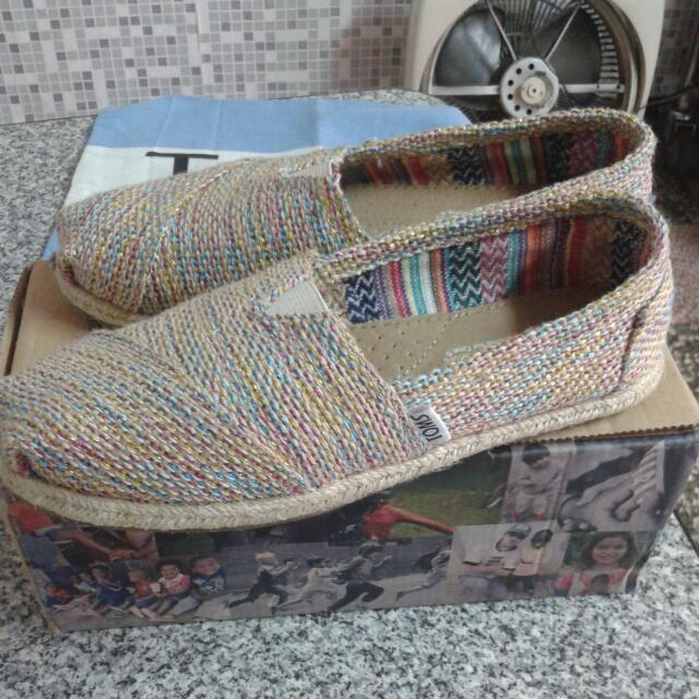 休閒鞋(TOMS)正品(保留)