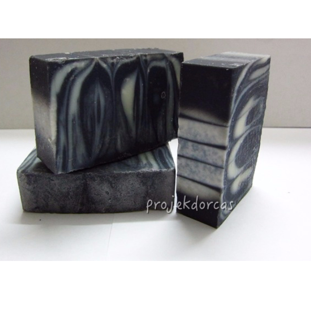 Activated Charcoal Soap (Handmade)