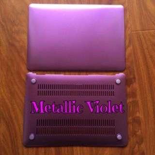 Metallic Style Macbook Case
