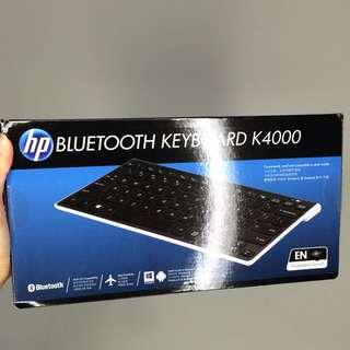 HP Bluetooth Keyboard K4000