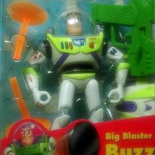 迪士尼 皮克斯 Toy story 巴斯光年 絕版 玩具