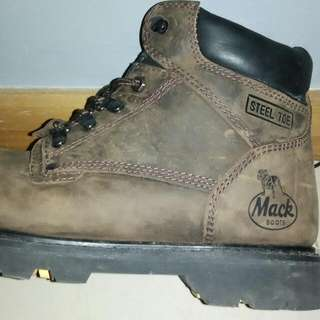 Safety Boot Steel Shoe