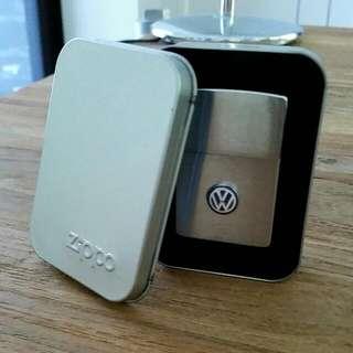 VW Volkswagen ZIPPO Lighter Mint unused