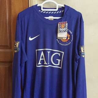 BNWT Manchester United 2008/2009 Third Jersey Rare