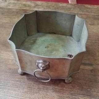 🚚 Vintage Brass Tray (Sengkang)