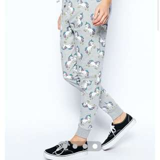 ASOS Petite Unicorn Sweatpants Pending