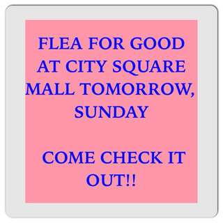 Flea for Good