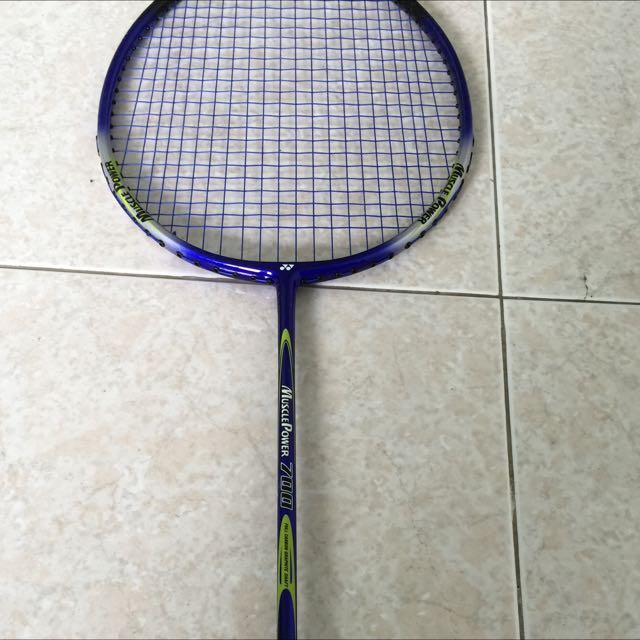 Muscle Power 700 Badminton Racquet