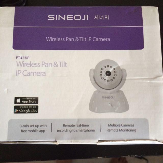 Sineoji IP Camera