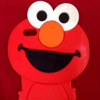 環球影城 elmo iPhone 5 & 5s 手機殼