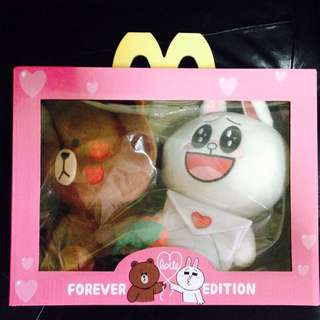 BRAND NEW IN A BOX (UNOPEN) - Limited Edition Forever Love Couple Set
