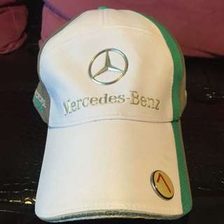 08c74384017bb Mercedes F1 Michael Schumacher Cap