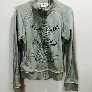Levi's 灰色外套
