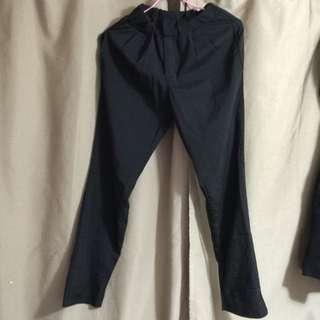 涼感長褲 特殊材質夏天舒服