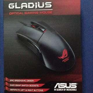 GLADIUS Optical Gaming Mouse