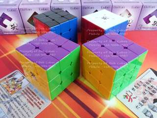 - Dayan 5 Zhanchi 3x3 SPECIAL EDITION Stickerless Cube for sale. Brand New !