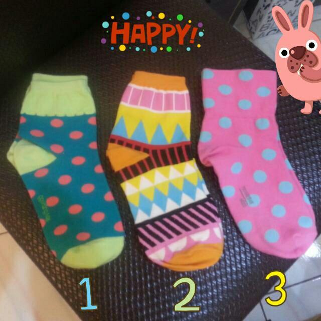 🆕可愛的襪子們(1,2已售出)