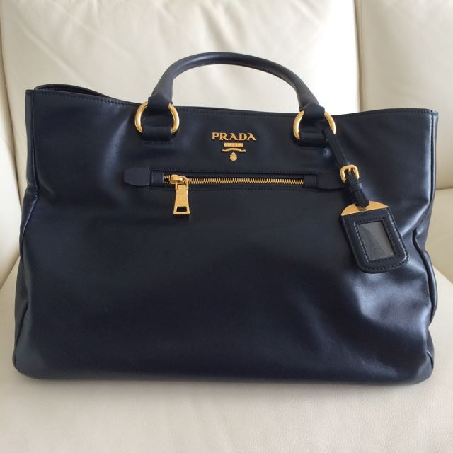 a79e85f9f0f30b ... spain prada soft calf baltico bag luxury on carousell 09016 e5da6 low  ...
