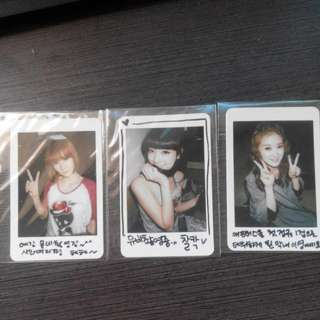 WTS AFTER SCHOOL PHOTOCARDS