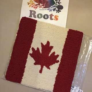 Root 抱枕套(大)羊毛